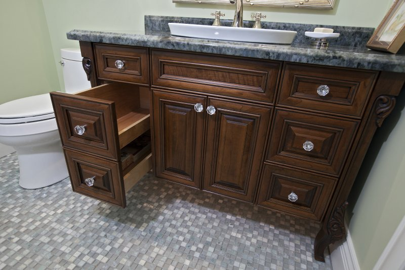 ml Vanity Pullout
