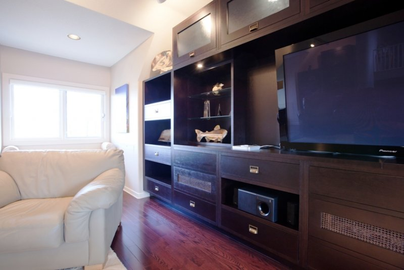 Media Entertainment Units- Kelowna Kitchens & Cabinetry