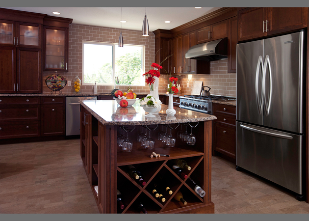 Custom Kitchen Kelowna Image.