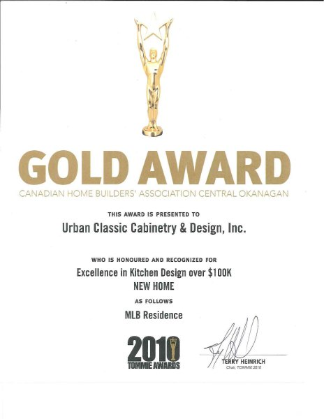 2010 Tommie Gold Image